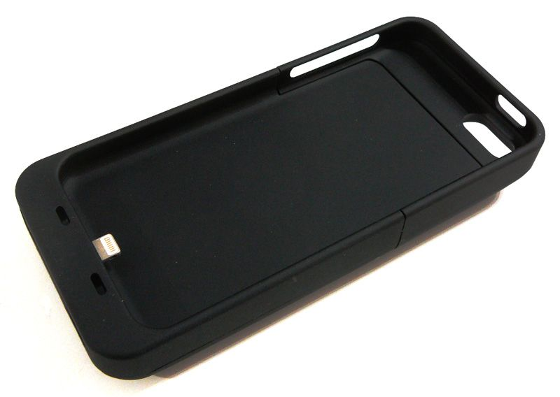 Bateria 2200mAh POWERBANK etui do iPhone 5 (biały)