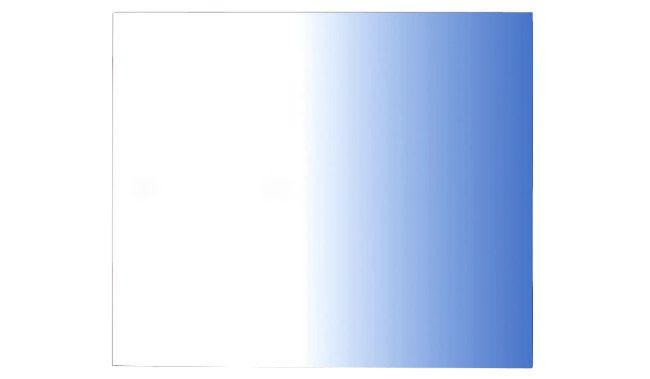 COKIN Z-PRO Filtr połówkowy niebieski