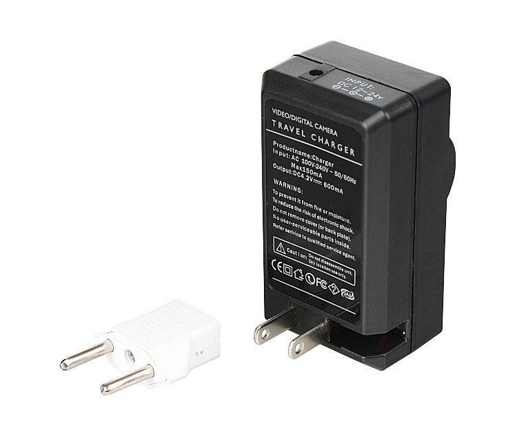 Podwójna ładowarka do SJCAM SJ5000, SJ4000 (GP997)