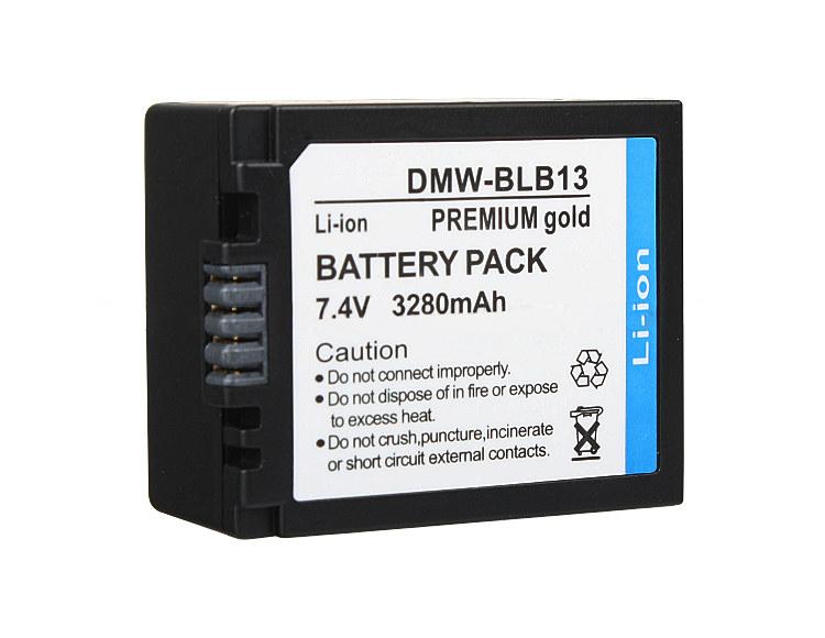 Akumulator DMW-BLB13 3280mAh (Panasonic)