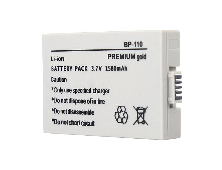 Akumulator BP-110 1580mAh (Canon)