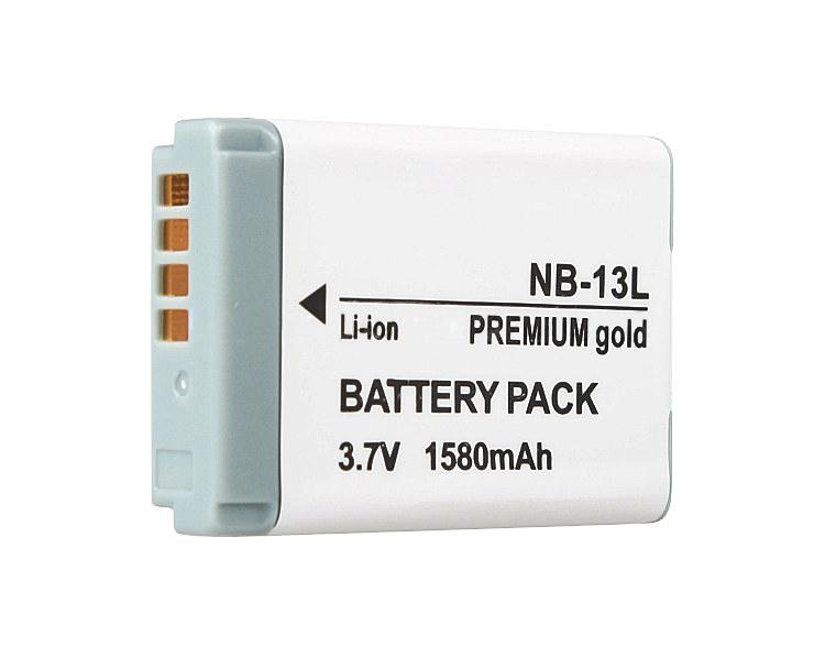 Akumulator NB-13L 1580mAh (Canon)