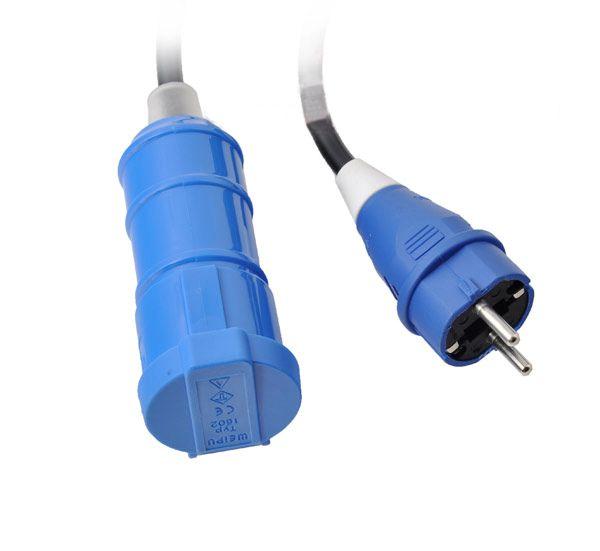 Ściemniacz na kablu 3m do lamp światła ciągłego
