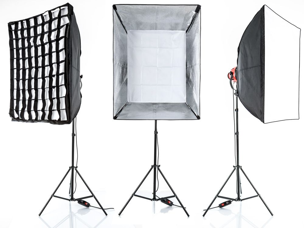 Oprawa softbox 70x90cm do RED HEAD 800W