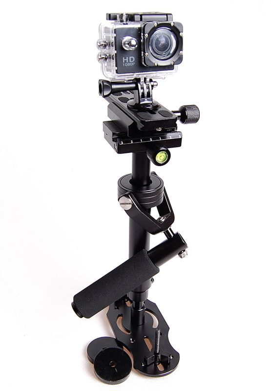 Stabilizator obrazu FLYCAM, model VS-40N (do 1kg) GoPro ...