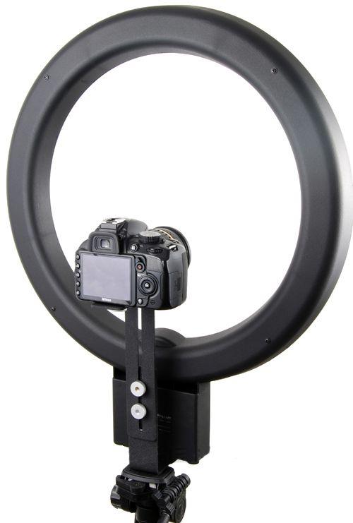 Uchwyt do lamp pierścieniowych 65W
