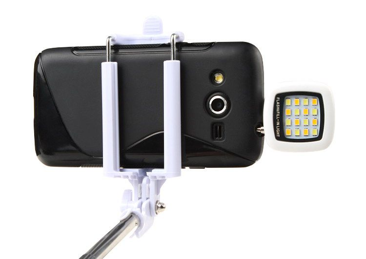 Lampa LED do telefonu 16led SELFIE