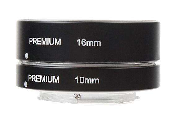 Pierścienie pośrednie makro do Nikon 1  auto AF