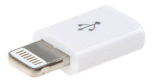 Adapter Micro USB - Lightning