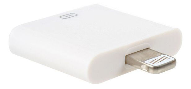 Adapter iPhone - Lightning