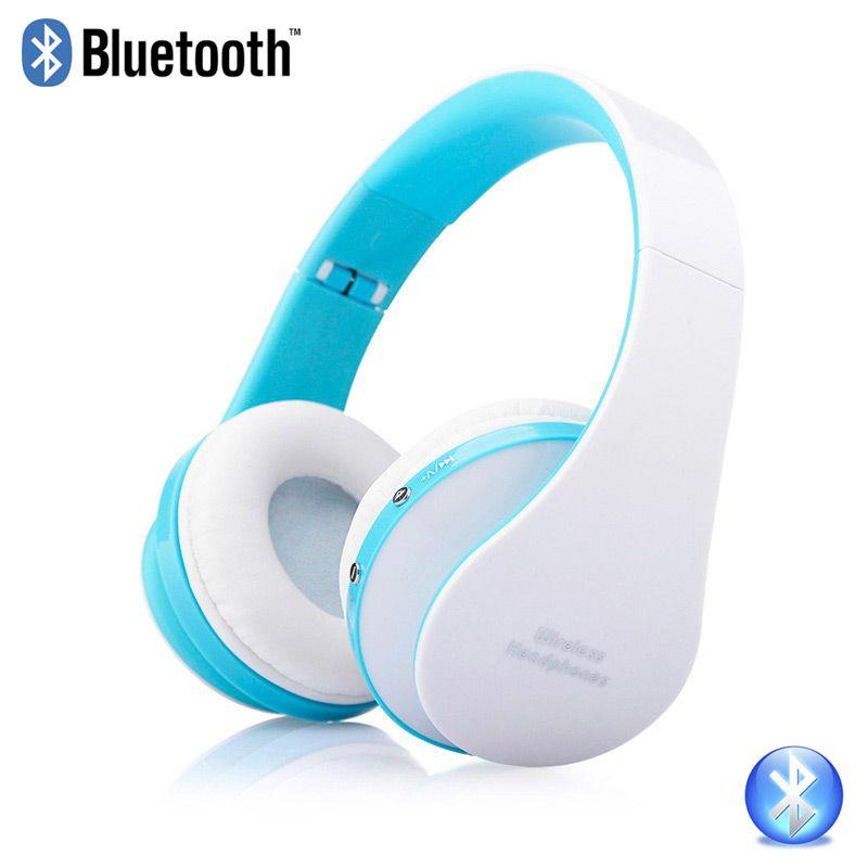 Słuchawki bezprzewodowe na Bluetooth
