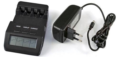 Procesorowa ładowarka do akumulatorów AA R6 i AAA R3 model BC-800