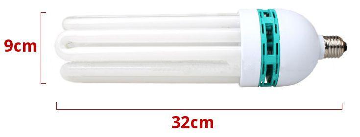 Żarówka studyjna światła stałego 200W/800W 5500K E27 PROSTA