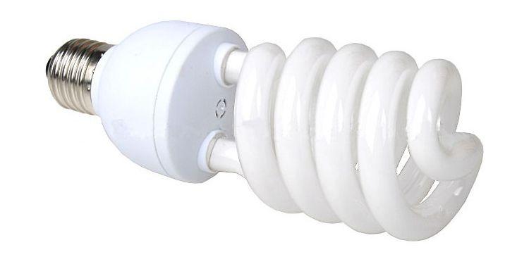 L17 ZESTAW: Lampa światła ciągłego + softbox 50x70cm na 4xE27 + 4xżarówka 45W
