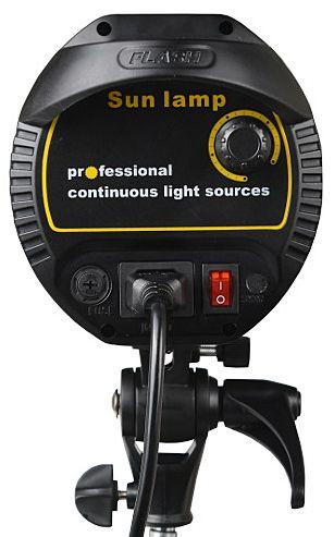 Lampa LED światła stałego 150W mocowanie Bowens, model EX280