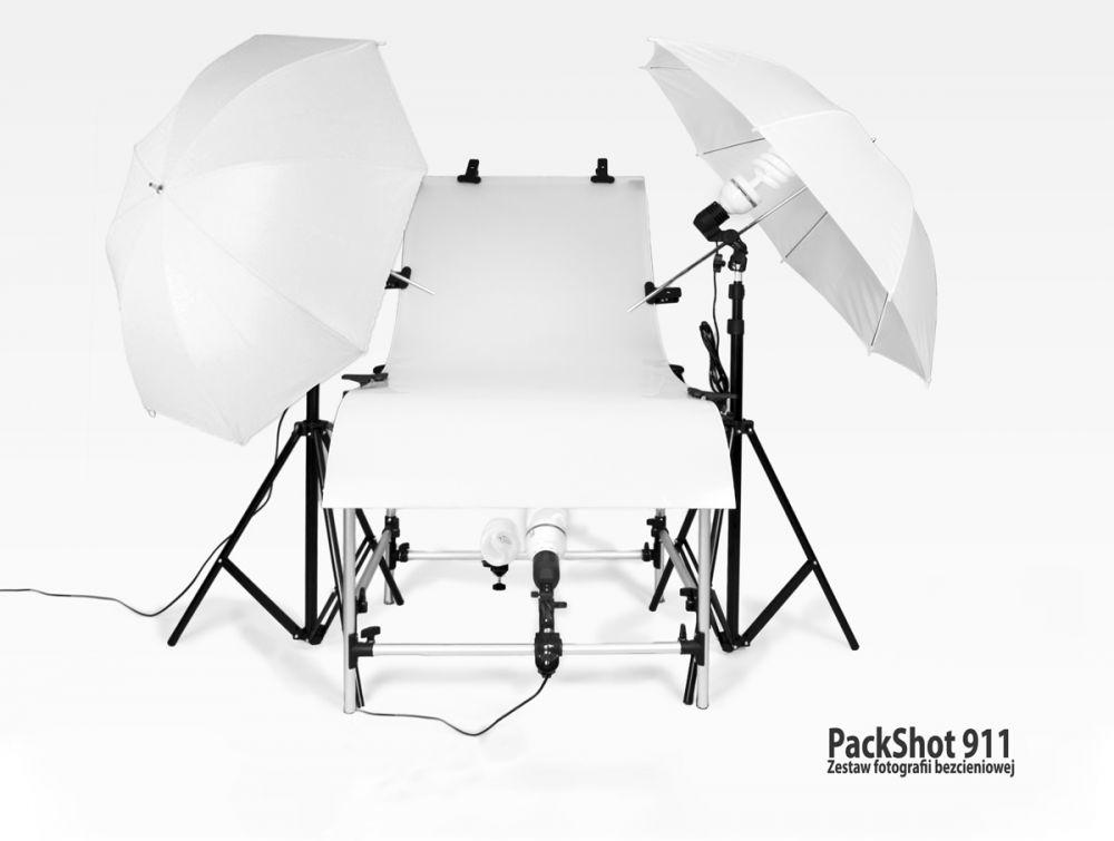 Zestaw do fotografii bezcieniowej PackShot 911™