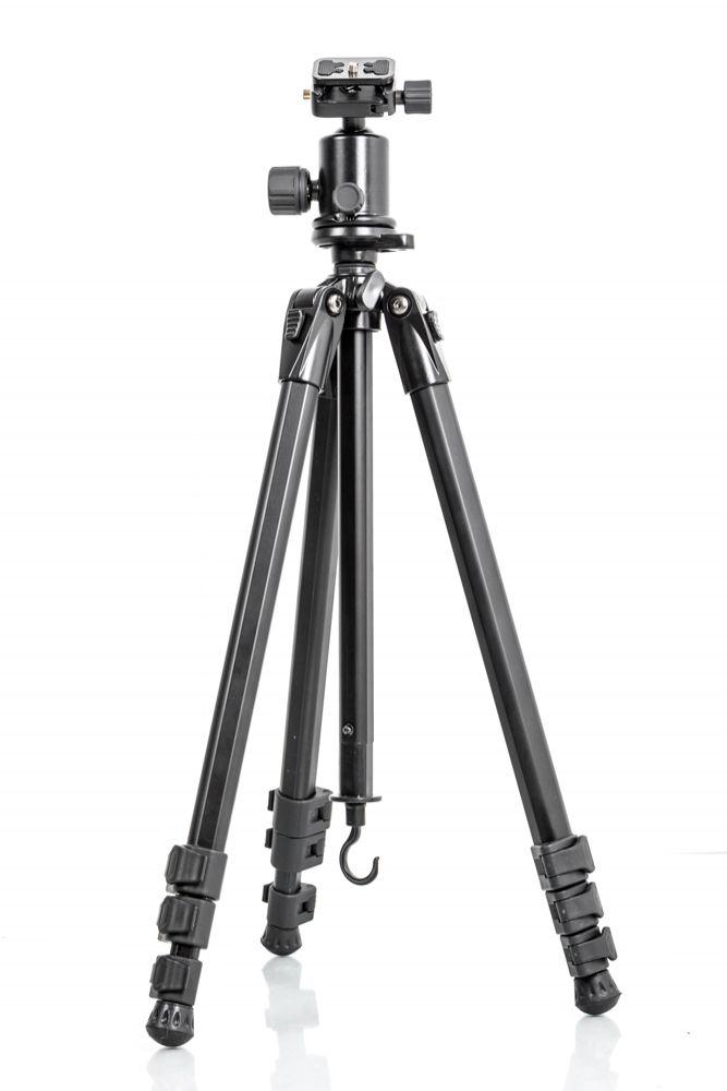 STATYW fotograficzny 162cm, model 3016G + etui