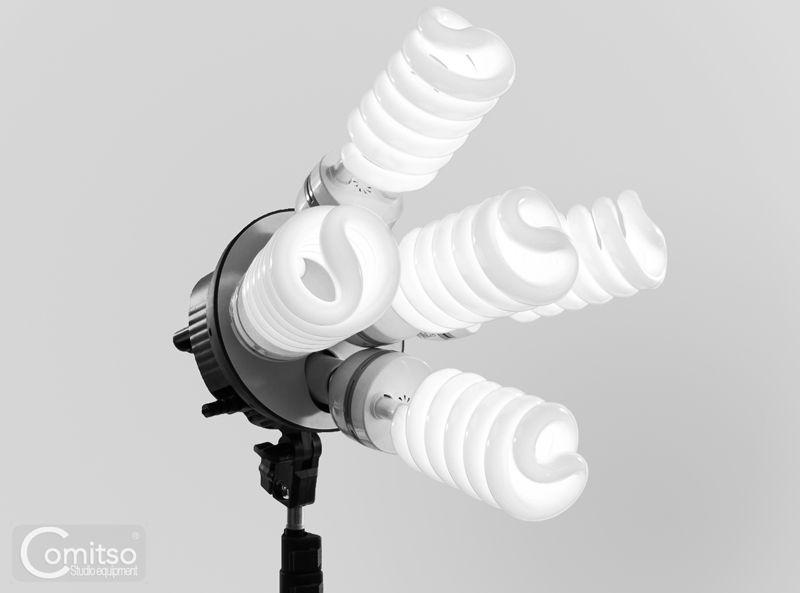 Lampa SOFTBOX światła ciągłego typu Fivehead