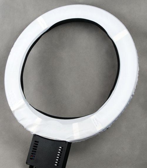 Dyfuzor do lampy pierścieniowej 65W