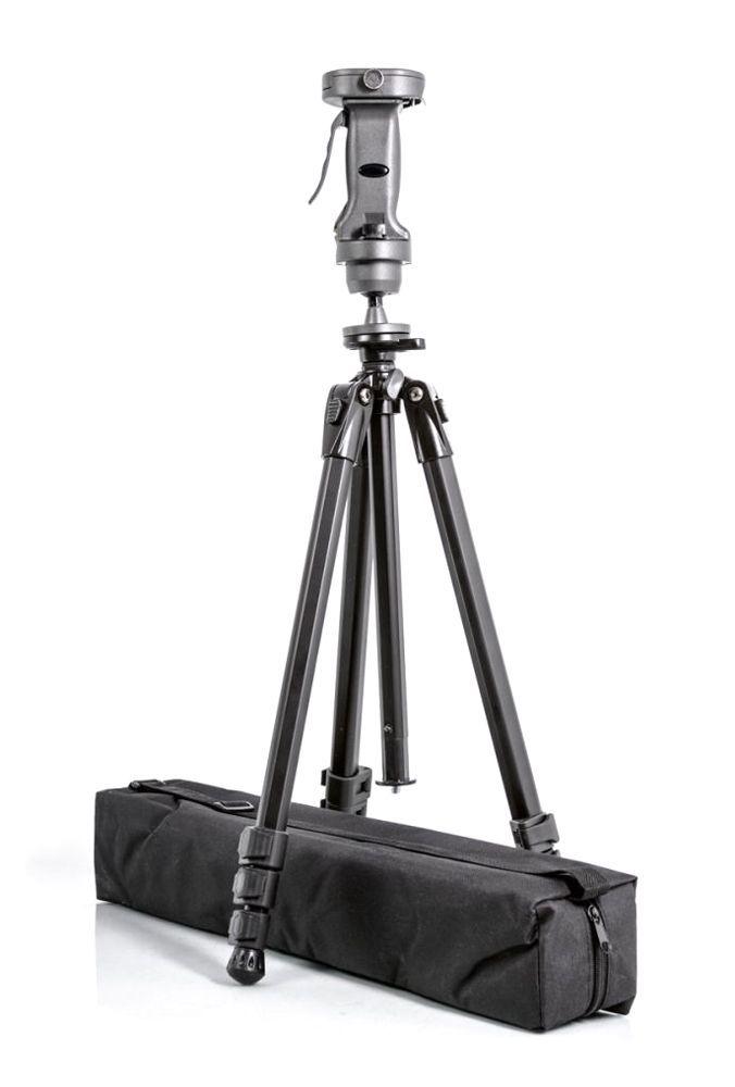 Statyw do aparatu Voyager 3012 z głowicą pistoletową WT-011H, 160cm