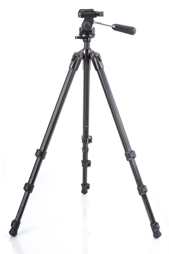 Statyw do aparatu 3012 z głowicą ST-612, 151cm