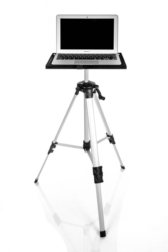 Statyw pod projektor, laptop 24x33cm do 130cm