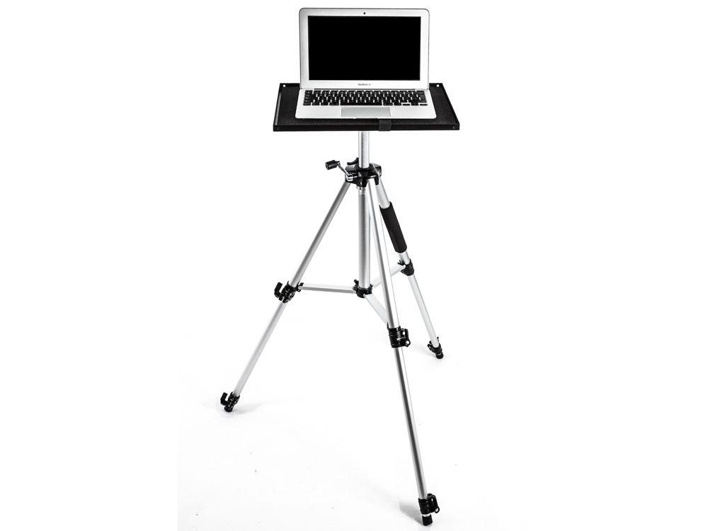 Statyw pod projektor, laptop 24x33cm do 139cm