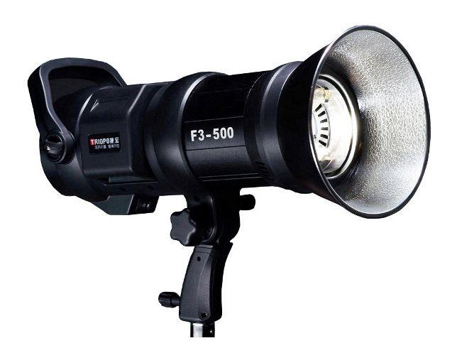 Lampa Błyskowa Plenerowa O Mocy 500ws Model F3 500