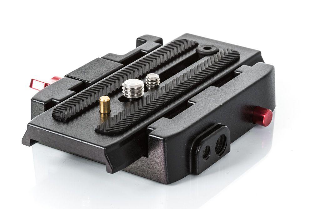 """Adapter głowica szybkozłączka statywowa 3/8"""" 1/4"""" P200"""