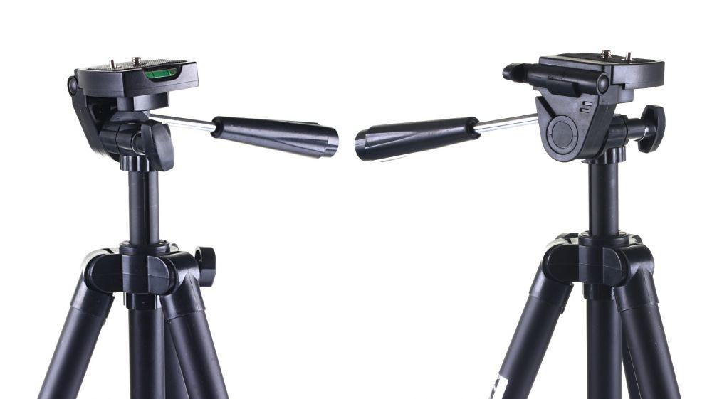 Lekki statyw fotograficzny 3D 144cm, model WT-3130