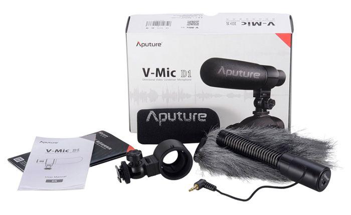 Mikrofon V-mic D1