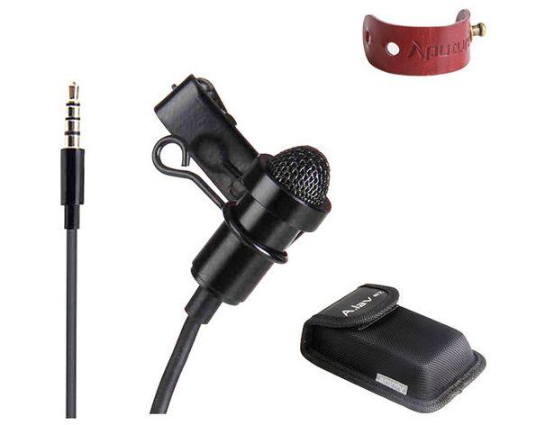 Mikrofon A.lav EZ krawatowy