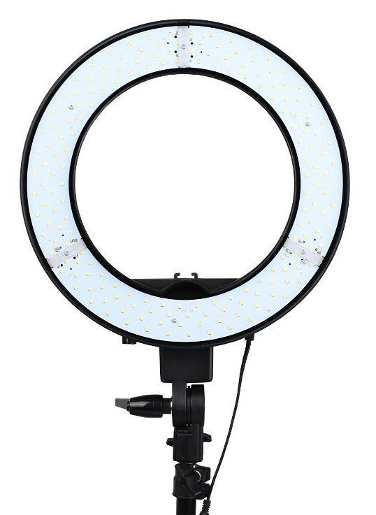 """Lampa pierścieniowa LED RING 12"""" 35W ŚCIEMNIACZ"""