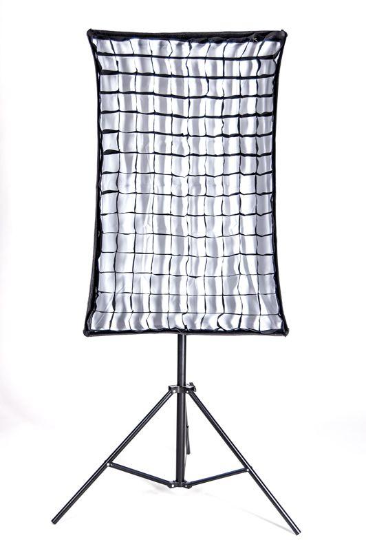 Grid do softboxa 50x70 materiałowy