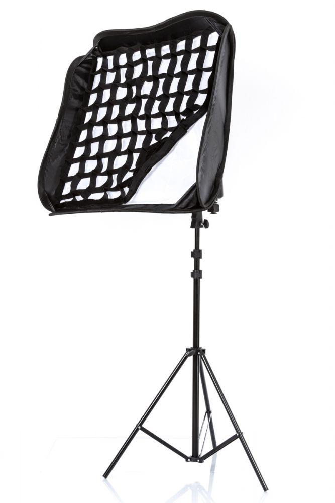 Softbox reporterski na lampę błyskową