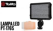 Lampa Panelowa LED 5600K, model Tolifo PT-176S
