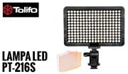 Lampa Panelowa LED 5600K, model Tolifo PT-216S