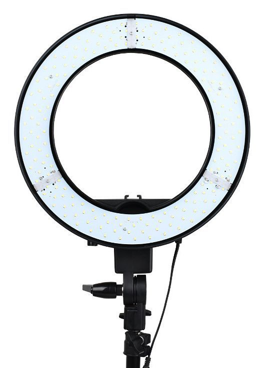 Lampa pierścieniowa LED RING 12
