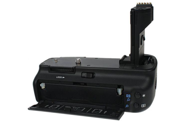 Battery pack GRIP do Canon 50D 40D 30D 20D, zamiennik BG-E2