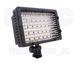 LAMPA DO KAMERY VIDEO CN-160 LED