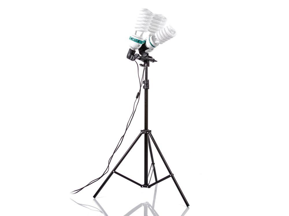 Zestaw oświetleniowy 2x600W + 400W 230cm Z111