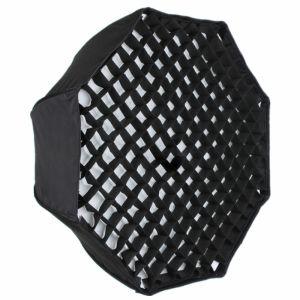 Softbox ośmiokątny OCTA 95cm z Gridem - mocowanie Bowens