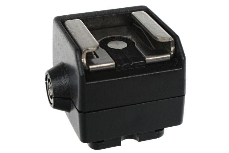 Kostka synchronizacyjna z przeniesieniem błysku, model HS-2