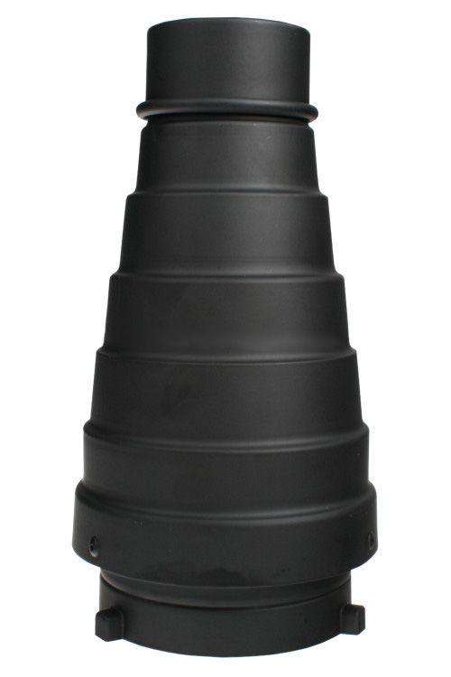 Strumienica SNOOT do lamp z mocowaniem BOWENS, model SN-01