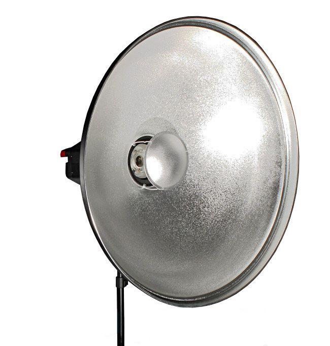 Beauty Dish SŁONECZKO BOWENS czasza + plaster miodu - średnica 70cm