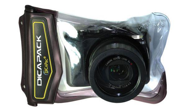 Futerał, pokrowiec wodoodporny DICAPAC, model WP-570