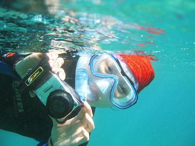 Futerał pokrowiec wodoodporny dicapac do kamer model wp d